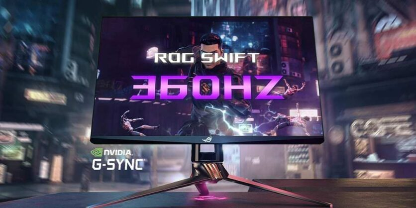 ROG Swift 360Hz modartpc - ModartPC