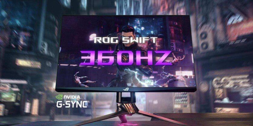 ROG Swift 360Hz G SYNC Monitor modartpc - ModartPC