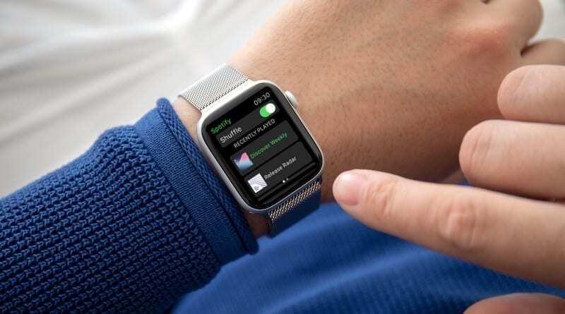 spotify apple watch beklenen gun - ModartPC