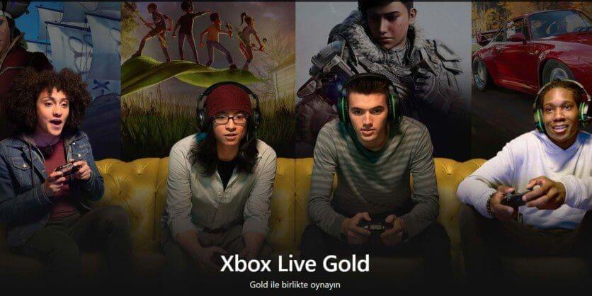 Xbox live gold ModArtPC - ModartPC