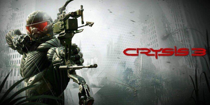 Crysis3 remastered ModArtPC - ModartPC